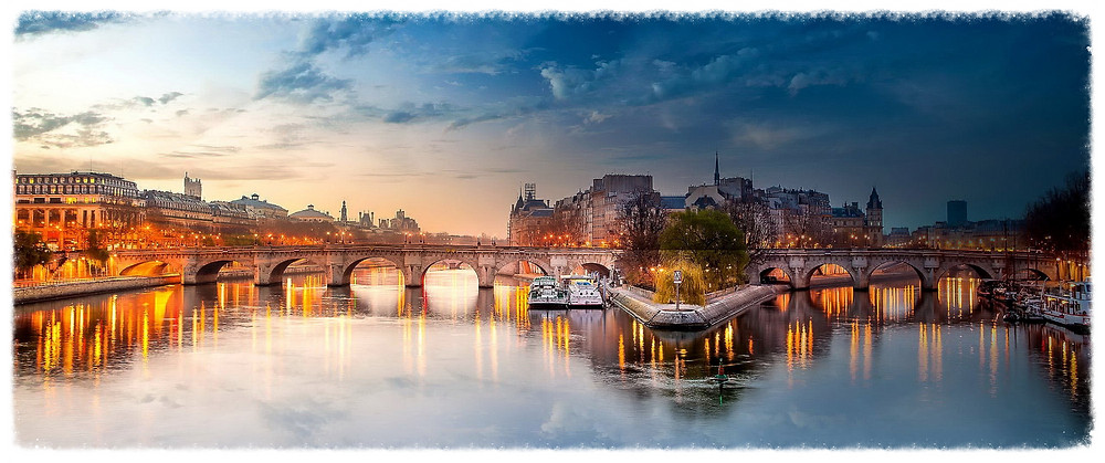 Le Seine, Paris
