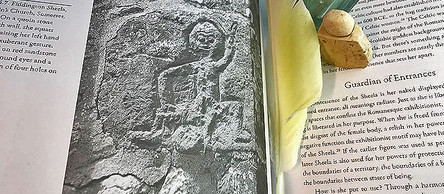 Sisters in Antiquity - Sheela na Gig & Baubo