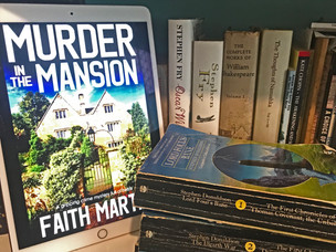 Book review: Murder in the Mansion by Faith Martin