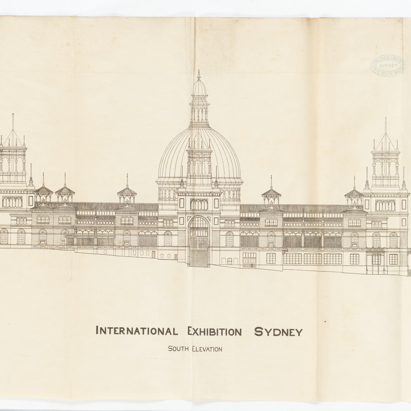 international exhibition building