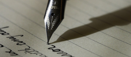Writing from the personal: correspondence and journaling