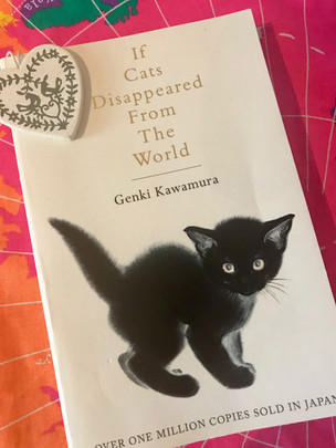 Writing Tips & Book review: If Cats Disappeared From The World by Genki Kawamura
