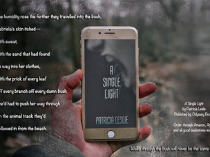 Inspiration in poetry: A Single Light
