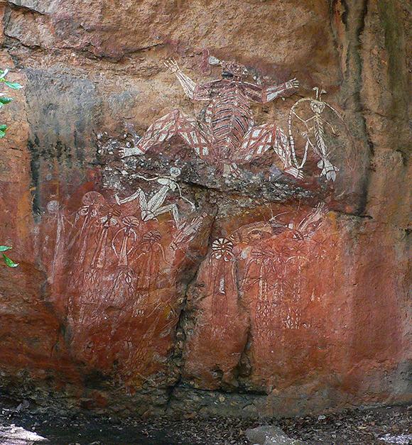 Anbangbang Shelter_Kakadu National Park NT Australia