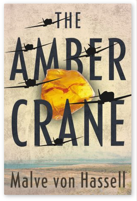 Book review: The Amber Crane by Malve von Hassell