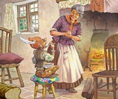 Household magic, house elves & Santa Claus