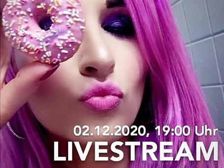 02.12.2020  19:00 Uhr / Livestream