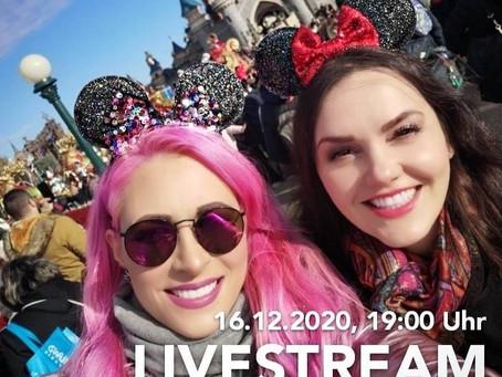 16.12.2020  19:00 Uhr / Livestream