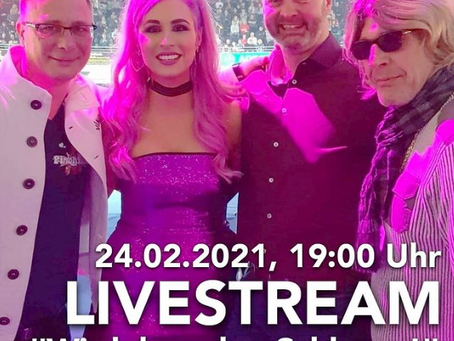 24.02.2021   19:00 Uhr / Livestream