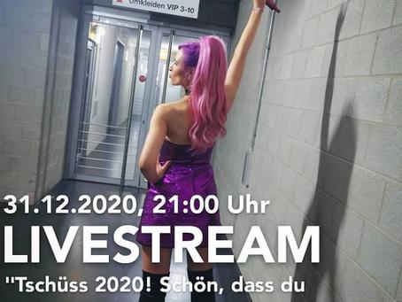 31.12.2020 21:00 Uhr / Livestream