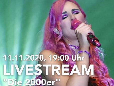 11.11.2020 19:00 Uhr / Livestream
