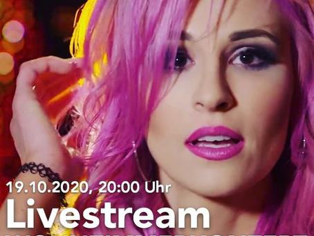 19.10.2020 20:00 Uhr / Livestream