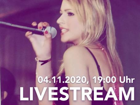 04.11.2020 19:00 Uhr / Livestream