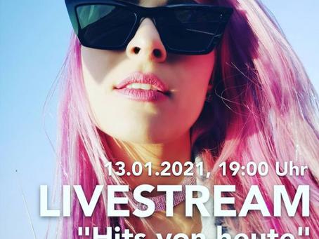 13.01.2021 19:00 Uhr / Livestream