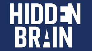 Logo for the Hidden Brain Podcast