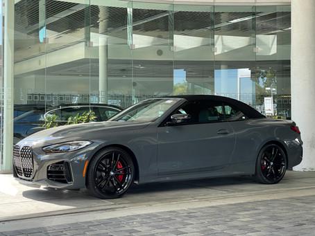NEW BMW 4シリーズの考察