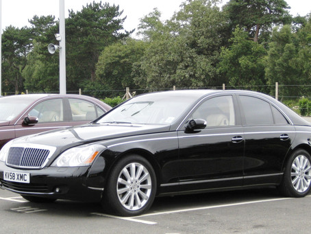 HERITAGE Mono 22inch on MAYBACH 57S by Barista