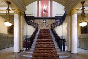 staircase Athenaeum