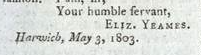 LM, XXXIV (May 1803): 253. © Adam Matthew Digital / British Library. Not to be reproduced without permission.