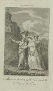 LM, XXXIII (Jan. 1802). mage © Adam Matthew Digital / British Library. Not to be reproduced without permission.