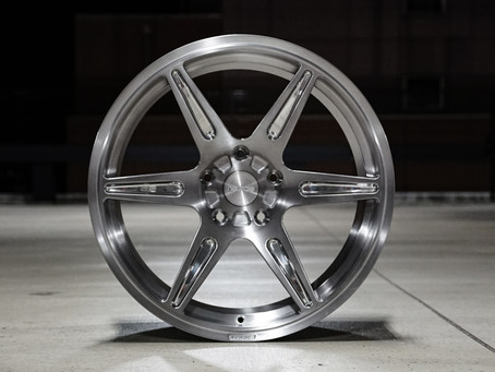 SP6 Mono 20inch BxP Tinted Clear