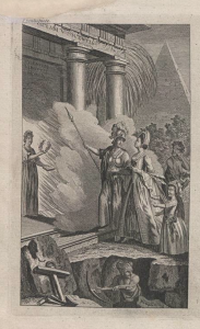 Frontispiece to LM IV (1773).