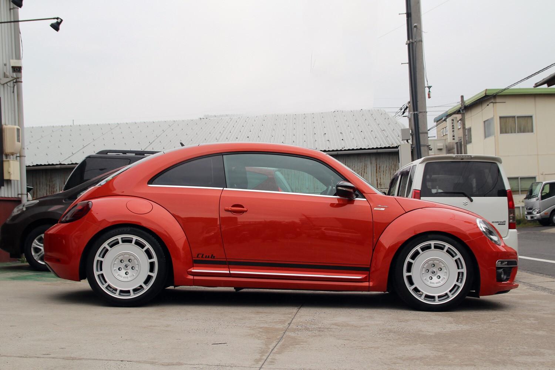 Mouf様作成 The Beetle 19x8.5 5-112 +45
