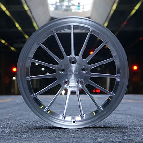 MS15 MONO 20x10.0 bRUSHED x POLISH CLEAR