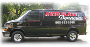 Auto Glass Dynamics Windshield Repair Van