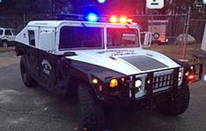 police vehicle glass replaced