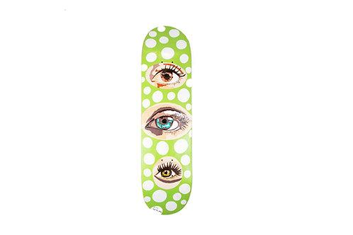 סקייטבורד עיניים פקוחות לרווחה