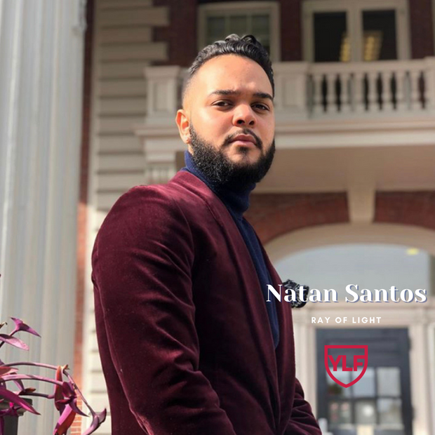 """Introducing """"Ray of Light"""" Natan Santos"""