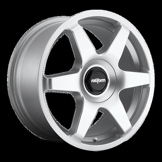 Rotiform SIX-Silver