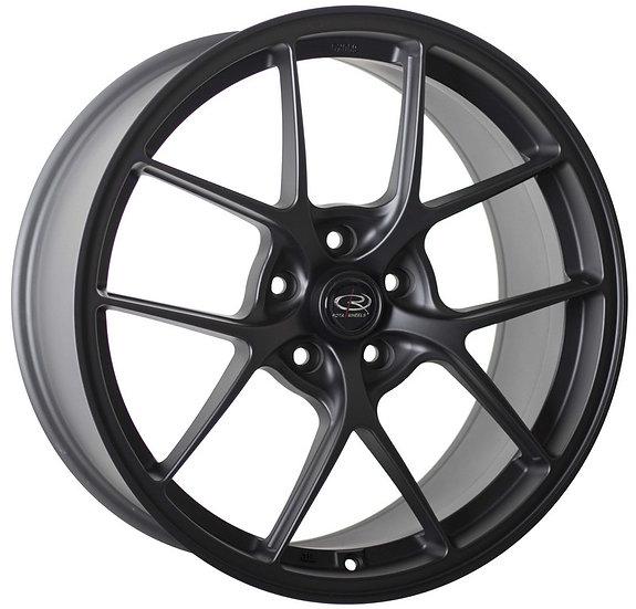 Rota KBF-Flat Black