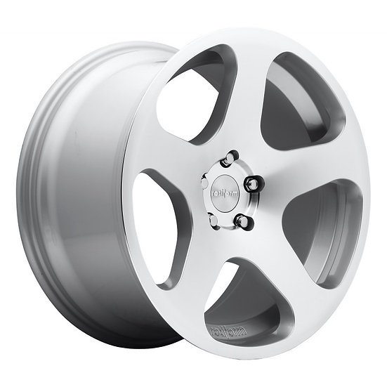 Rotiform NUE-Silver Machined