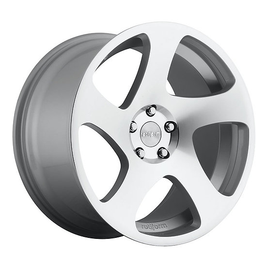Rotiform TMB-Silver Machined