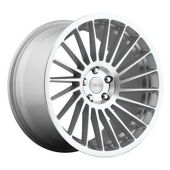 Rotiform INDT-Silver Machined