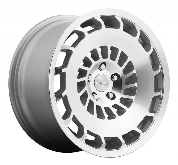 Rotiform CCV-Silver Machined