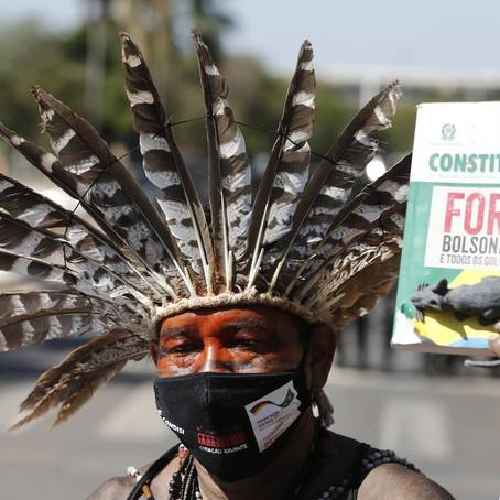 O PL 490/2007: a ferida de morte nos direitos dos povos indígenas brasileiros