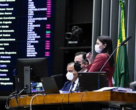Dossiê aborda as ações legislativas no combate à COVID-19