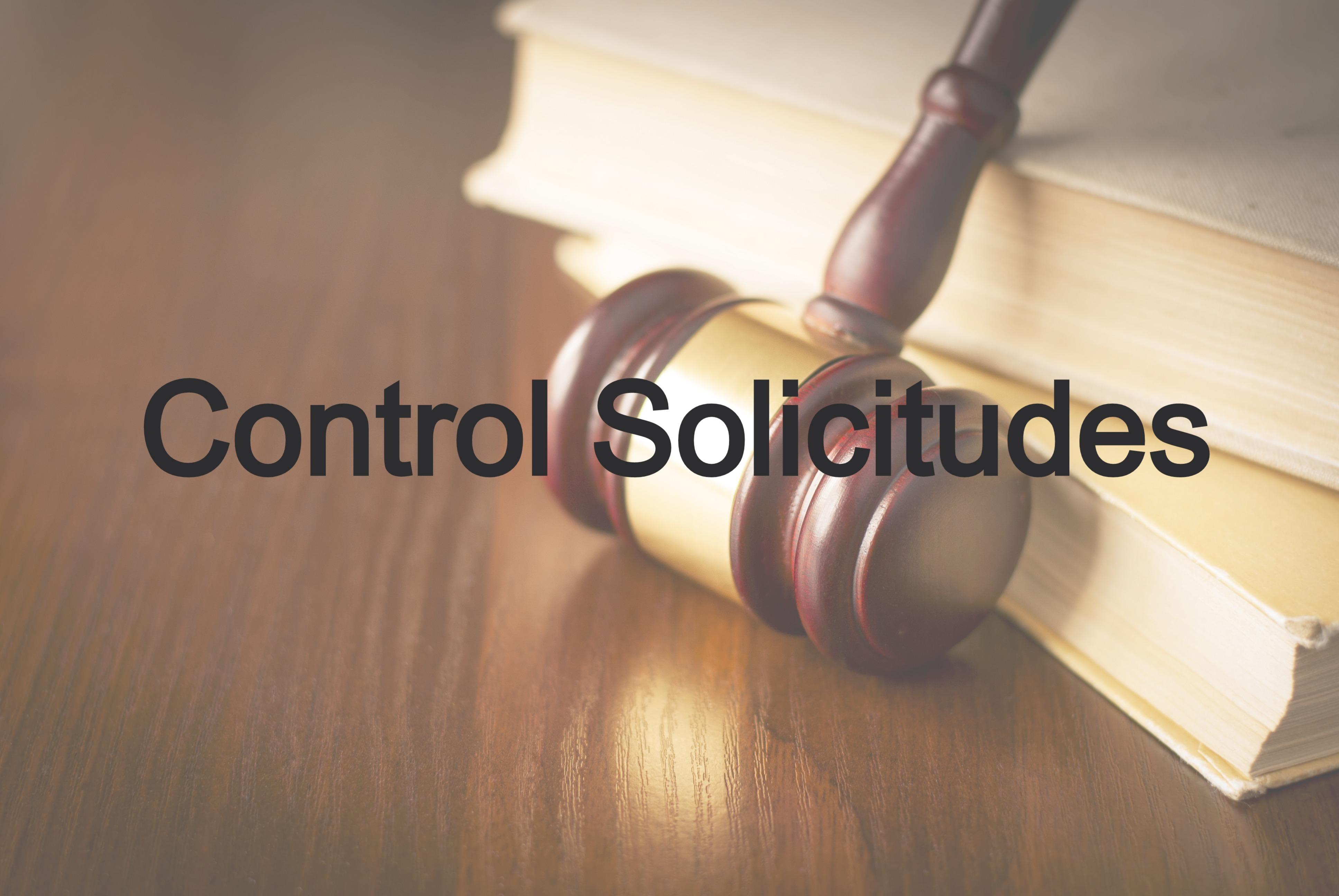 Control Solicitudes
