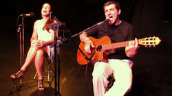 Thito Bello e Andrea Fray