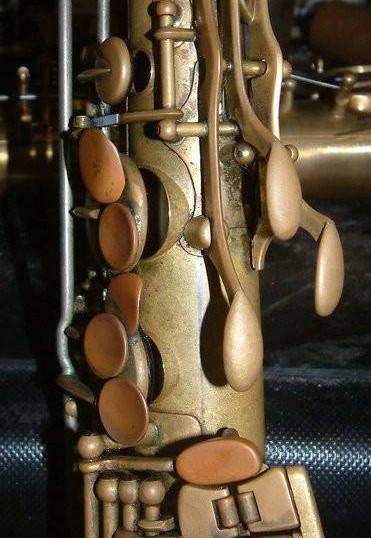Copper Key Modifications