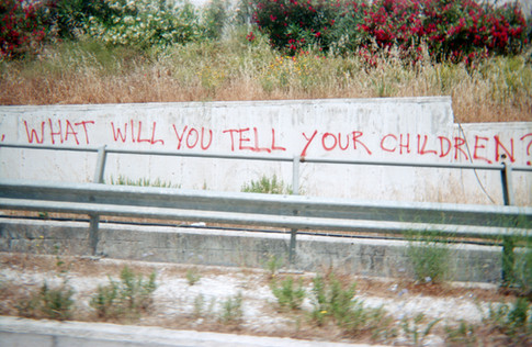 Untitled, Lesvos, Greece.