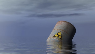 Fight nuclear waste