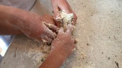 SCIALATIELLI -dough-