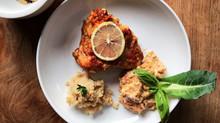 Asian-Mediterranean Chicken