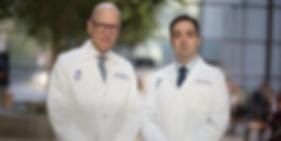 Javier Castillo and David Adams Valve Surgery