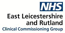 East Leicestershire & Rutland Clinical Commissioning Group Logo