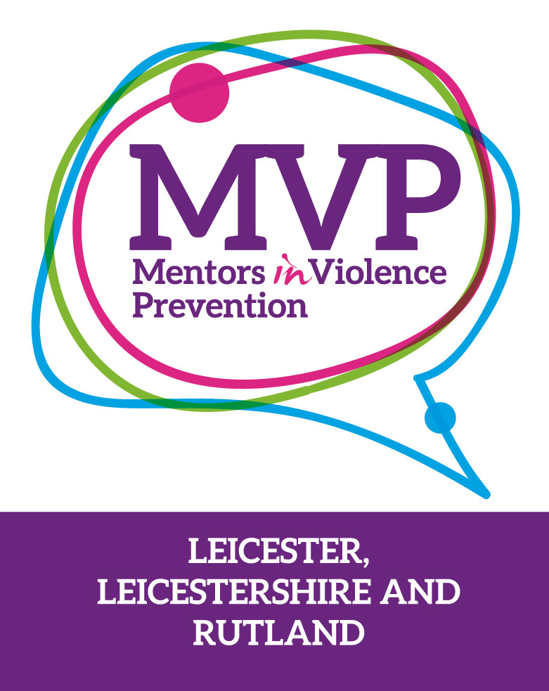 Mentors in Violence Prevention, Leicester, Leicestershire and Rutland Logo Image